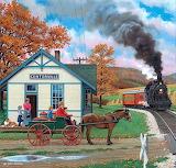 Centerville Station~ JohnSloane