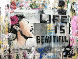 Life is Beautiful, di Thierry Guetta (Mr Brainwash)