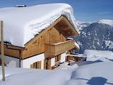 Wintersport-chalet-oostenrijk