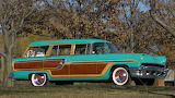 1955 Mercury Monterey Estate Wagon