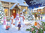 Colours-colorful-snow-family-house-snowman-snowin-painting-jigsa