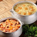looks like a prawn's stew? Cris?