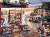 Paris wedding salon