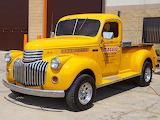 Chevrolet truck 1940s MOD