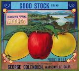 "Apples ""Good Stock"""