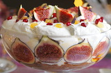 ^ Fig and ginger trifle