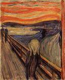 The Scream by Edvard Munch, 1893 - Nasjonalgalleriet