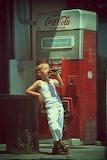 Coca-Cola boy