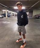 Boy in the Nike