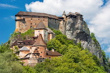 Beautiful-castle-Oravsky-Orava-castle-in-Oravsky-Podzamok-Sl