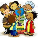 Niños-en-paz