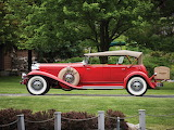 1931 Chrysler CG Imperial Phaeton