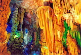 Reed Flute Cave,China