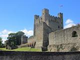 Rochester Castle - England