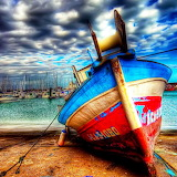 Colorful Boat...