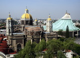 Basilica of Our Lady, Guadalupe Mexico
