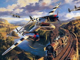 WWII Aircraft 005