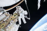 NASA Astronaut Tim Kopra on Dec. 21 Spacewalk
