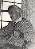 Jack Clemo 1916 - 1994 by Dereck Parker