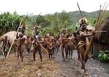 Cannibals-New Guinea