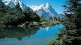 Grosse Scheidegg Grindelwald,Switzerland