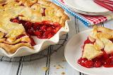 ^ Cherry pie