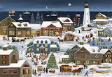 Seaside Country Christmas - Carol Dyer