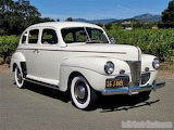 1939 Ford 4 dr 2