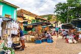 Local souvenir market in Cuba