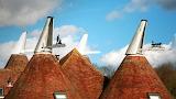 Oast House Wind Vanes, Kent