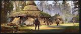 The Mandalorian Episode 6 village