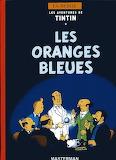 24 -Tintin et Les oranges bleues