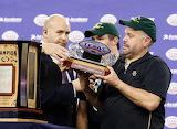 Don't Drop the Trophy, Coach!