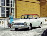 1962 Ford Taunus 12M 2-door