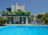 Naxos luxury villa