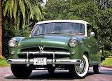 1954 Willys Aero Ace DeLuxe