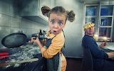 Helper in the kitchen