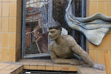 Paris, L'homme à la fenêtre, Philippe Rebuffet