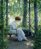 Woman Sewing ~ Guy Rose