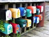 cheer up your postman