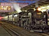 Steam Locomotive 4-6-4 Japan