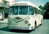 Foden PVRF6 1952 Transglobe Tours