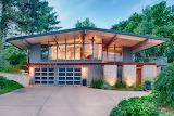 Mid-century modern house 1