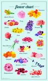 Edible flower board