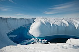 """Space ESA Earth """"Greenland and Antarctica are losing ice six tim"""