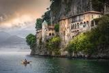 Italy Lago Maggiore by Daniel Metz