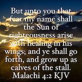Malachi 4