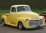 Chevrolet pickup 1951 MOD