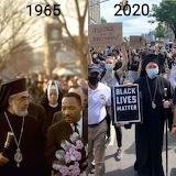Αρχιεπίσκοποι Αμερικής Ιάκωβος και Ελπιδοφόρος