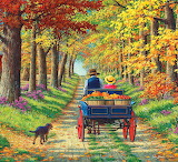 Autumn Road~ John Sloane